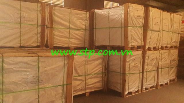 Đóng hàng pallet xuất khẩu